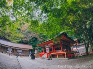 金毘羅宮白峰神社(琴平町)