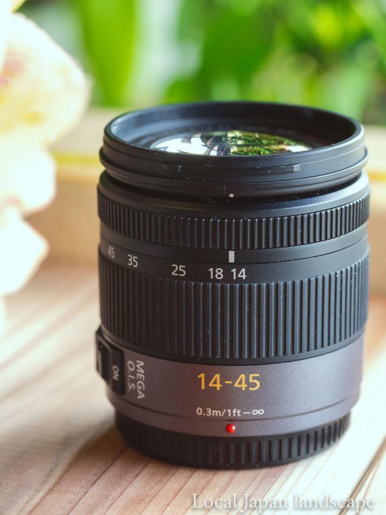 G VARIO 14-45mm/F3.5-5.6 ASPH/MEGA O.I.S