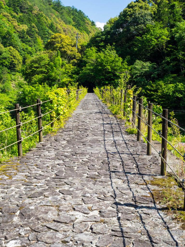 下津井めがね橋(ウォーキングトレイル)