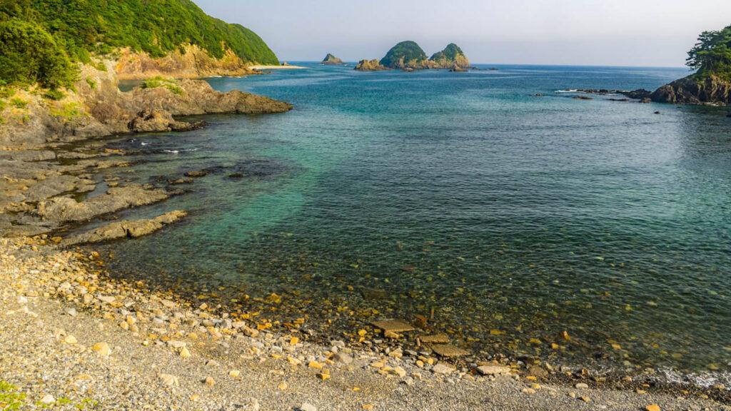 樫西海岸(大月町・幡多十景)